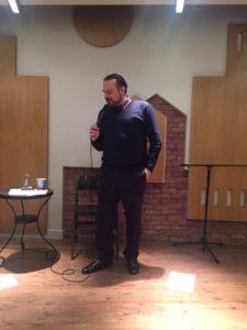 Ομιλία: Εργαλεία επίγνωσης, το μέσα Φως για να φανεί